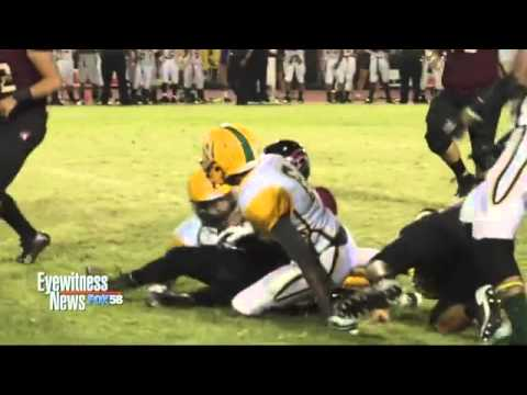 High School Football Previews 2015 West Vikings Youtube