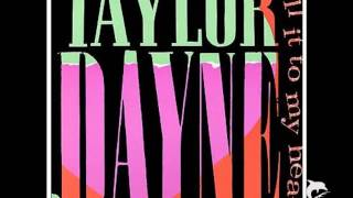 Taylor Dayne - Tell It To My Heart (Club Mix)