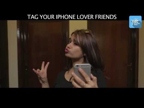 INDIAN IPHONE LOVERS | Tag your iphone lover friends