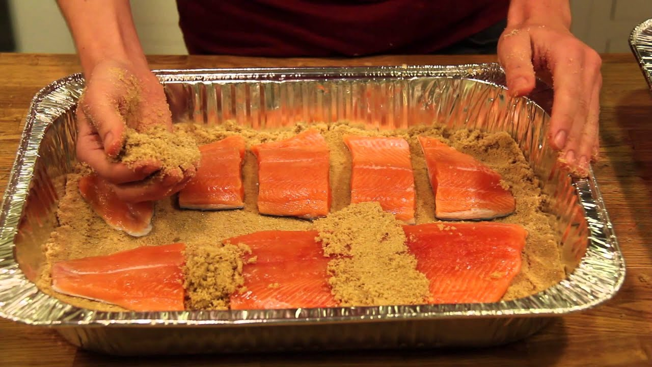 Brown Sugar Brine For Smoked Salmon