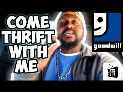COME THRIFT WITH ME | Thrift Store Shopping | Goodwill Haul