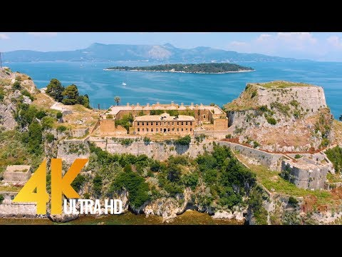 Greece in 4K - Around the World - Urban Life Documentary Film