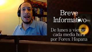 Breve Informativo - Noticias Forex del 13 de Junio 2017