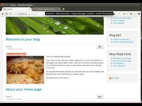 Mavik Thumbnails 2: Special Size For Images In Blog