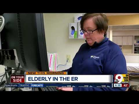 Bethesda North ER gets a makeover to treat increasing number of senior patients
