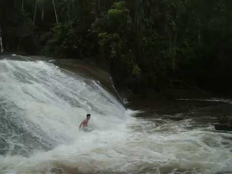 Acidente Fatal na cachoeira em Paraty - tragédia cataratas