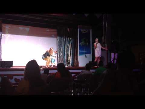 Worst karaoke ever russians in punta cana