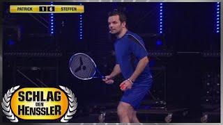 Spiel 9 - Tennis - Schlag den Henssler