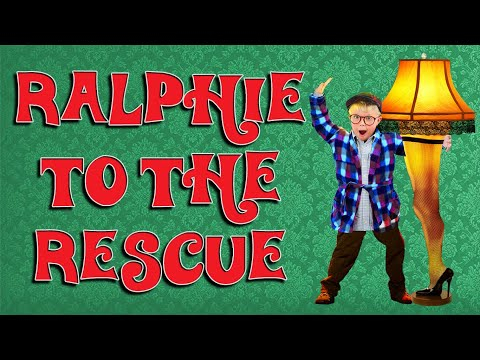 Ralphie to the rescue Backing track karaoke instrumental