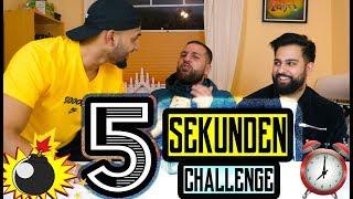 Unglaubliche 5 SEKUNDEN CHALLENGE !! 😱 | GLCEMBER ❄