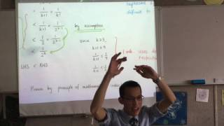 Extension 2 Exam Review (7 of 7: Binomial Theorem / Induction Proof)