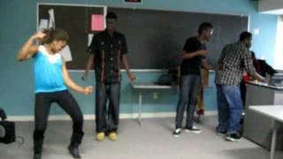 A-CREW Dancing Africa Hoye By Toofan