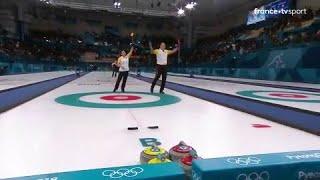 JO 2018 - Curling : La Chine domine la Corée du Sud