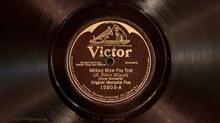 Military Mike • Original Memphis Five (Victrola Credenza)