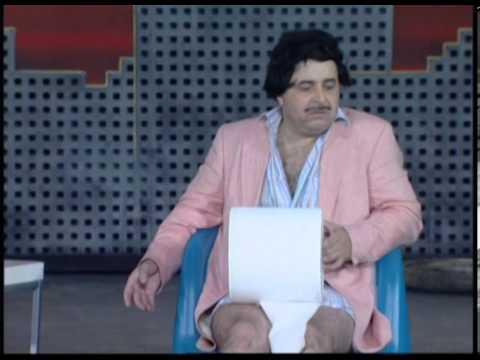 Πήρε τοστ το Σαββατόβραδο (Μάρκος Σεφερλής - Θέατρο Δελφινάριο 2006)