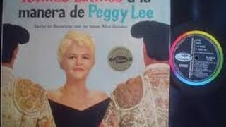 Watch Peggy Lee Dance Only With Me video