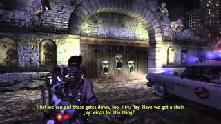 Ghostbusters: The Video Game -12- Central Park