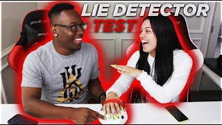 COUPLES LIE DETECTOR TEST | THE PRINCE FAMILY