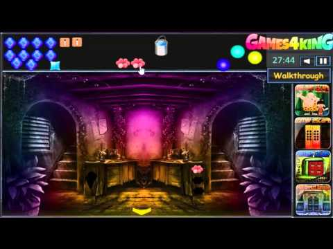 G4K Mystery House Escape Game Walkthrough. .