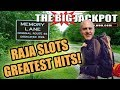 Where The Big Jackpot Began: Memory Lane Day 1 with Raja Slots!