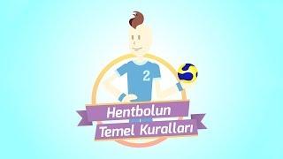 Hentbolun Temel Kuralları // Basic Rules of Handball // Règles de base du Handball