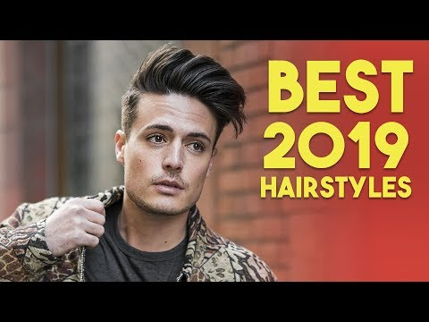 Best 2019 Hairstyles For MEN | Pick Your New Hairstyle! thumbnail