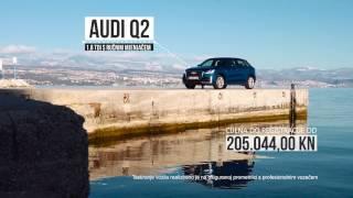 Audi Q2 na testu Juraja Šebalja.