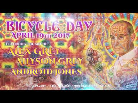 Bicycle Day 2017