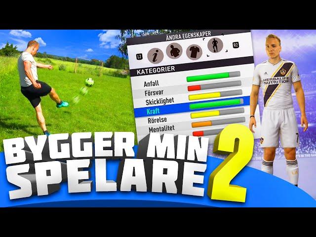 BYGGER MIN SPELARE IGEN! (FOTBOLLSUTMANINGAR)   DISCARD CHALLENGE   FIFA 19
