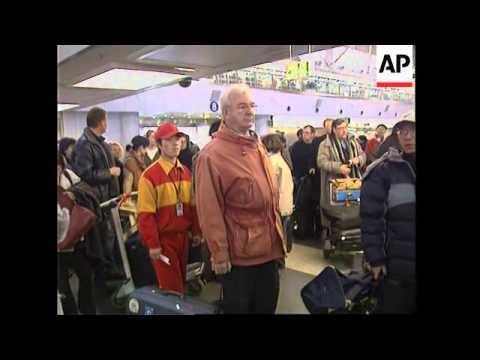 EU delegation leaves China for NKorea