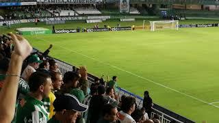 Coritiba X Goiás - gol do melhor goleiro do Brasil