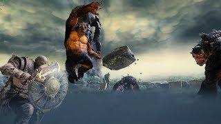 God of War - Arena of Fog: 2 Realm Tears at Level 1 No Damage (Give Me God of War)