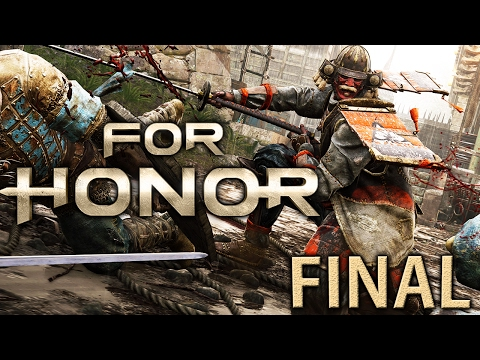 FOR HONOR - FINAL ÉPICO!!!!!!!!! [ PC - Playthrough ]
