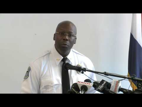 Ferguson Missouri's African American police chief one year after Michael Brown killing