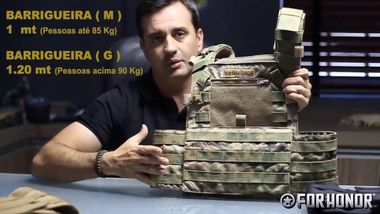 91b69134ef Diferença entre Plate Carrier e Colete Modular - YouTube