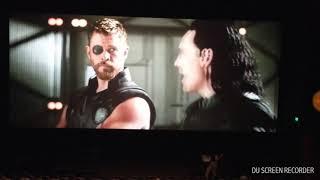 Thor Ragnarok post credit scene