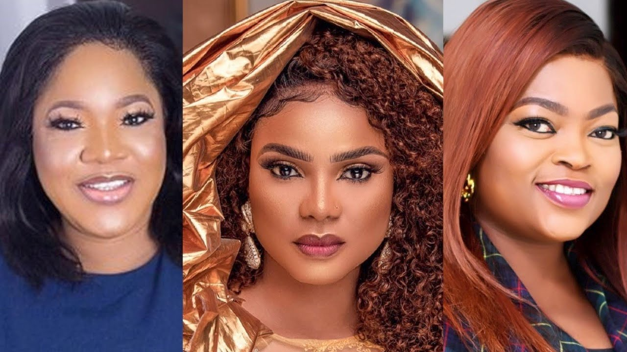 Download 'Your Bløød Will Dry From Hate & Jealousy' Iyabo Ojo Accuses Funke Akindele Of Paying For Toyin Abr…