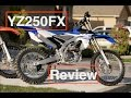 Yamaha YZ250FX Review - Episode 154