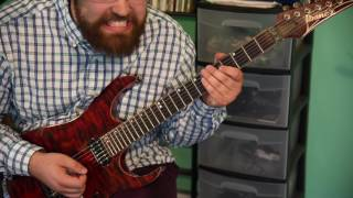 Rogers - How to Play Canon Rock Pt. 2  - (Verse 1/Guitar Solo)