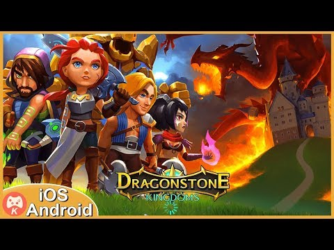 Dragonstone Kingdoms Gameplay iOS Android Games
