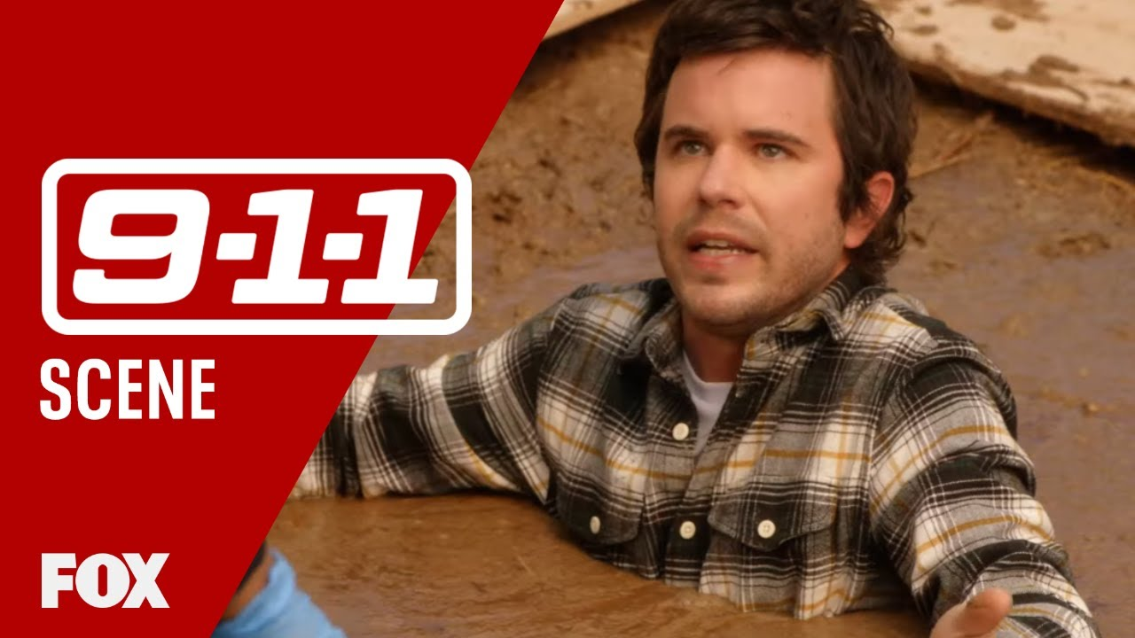 Download The Team Rescues A Man Stuck In Mud | Season 4 Ep. 2 | 9-1-1