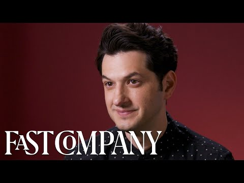 Why Ben Schwartz Loves Doing Voice-Overs | Fast Company