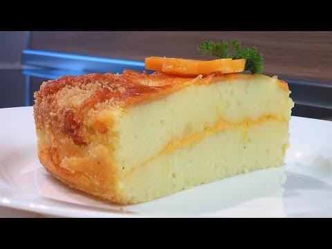 Рецепт Картофельный пирог с сыром. Очень вкусно