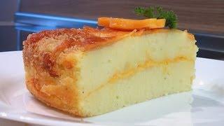 Картофельный пирог с сыром. Очень вкусно!