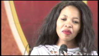 Bishop D.J. Comfort & TFCC - Psalmist Mmatema Moremi