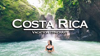 12 Perfect Days In Costa Rica | Travel Guide & Itinerary