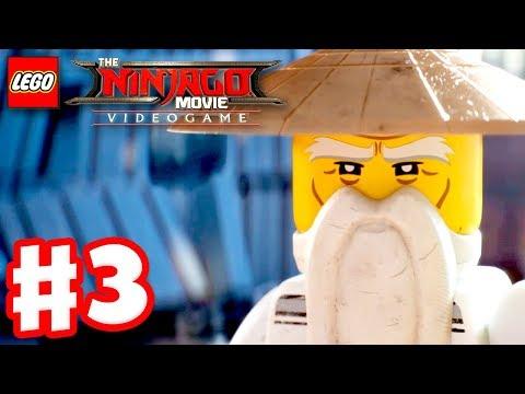 The LEGO Ninjago Movie Videogame - Gameplay Walkthrough Part 3 - Ninjago City Docks!