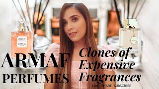 AFFORDABLE WOMEN PERFUMES | #Clones of Expensive Fragrances | #Women #Armaf #Perfumes #Haul