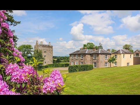 CARRIGACUNNA CASTLE, MALLOW, COUNTY CORK, IRELAND