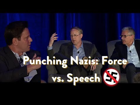 Download Youtube: Punching Nazis: Force vs. Speech
